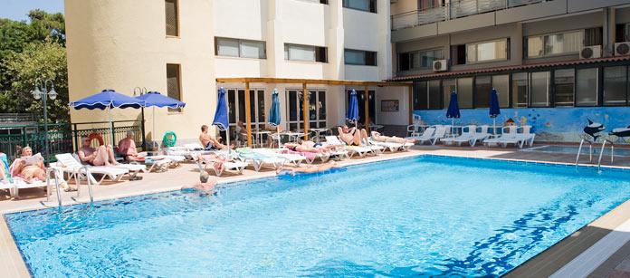 Hotel Constantin Rhodos Pool