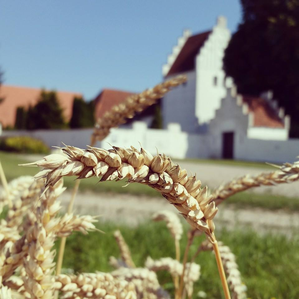Vores romantiske kirke