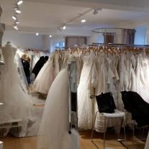 Brudekjole himlen hos Casa Lezar
