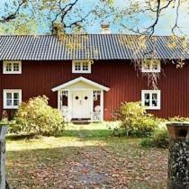 svensk idyl / vores hus