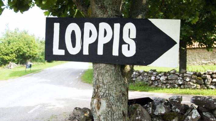 Loppemarked i sverige / Loppis